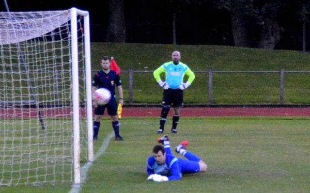Shoot-out star Brian McGarrity saves another