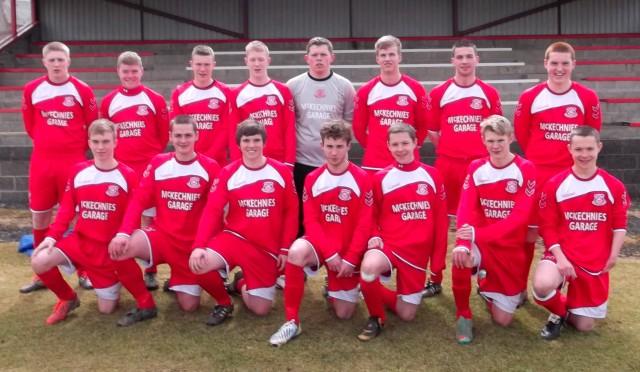 Glenafton Athletic U19s