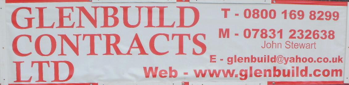 Banners Glenafton Athletic