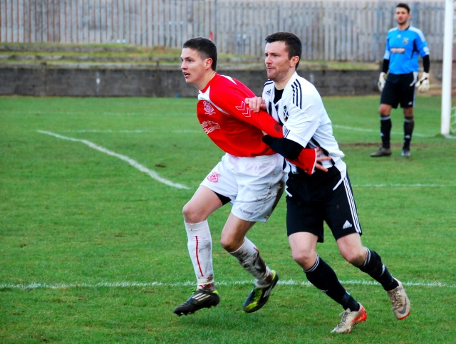 Bobby Colligan and Kevin McBride