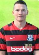 Ross Robertson (photo courtesy of Ayr United)