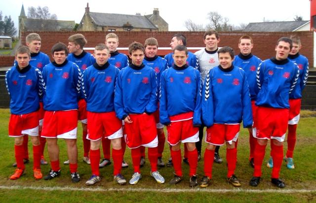 Glenafton U19s