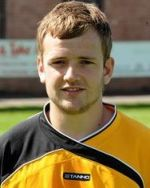 Jack Steele (courtesy of Annan Athletic)