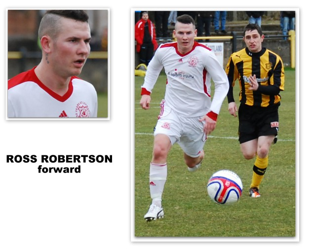 Glenafton Squad: Ross Robertson