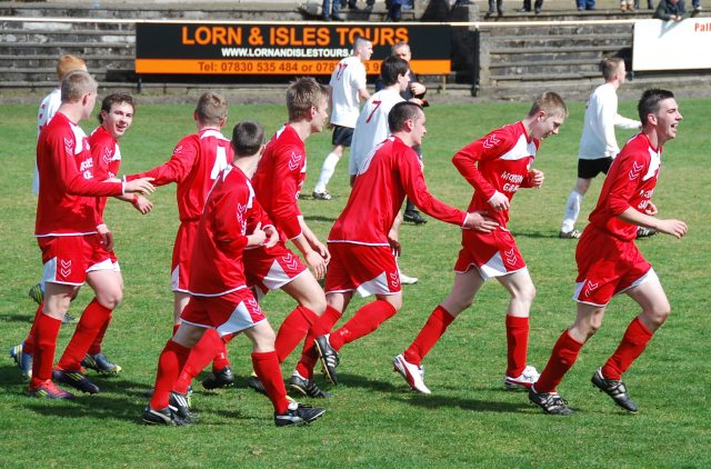 Glenafton Celebrations
