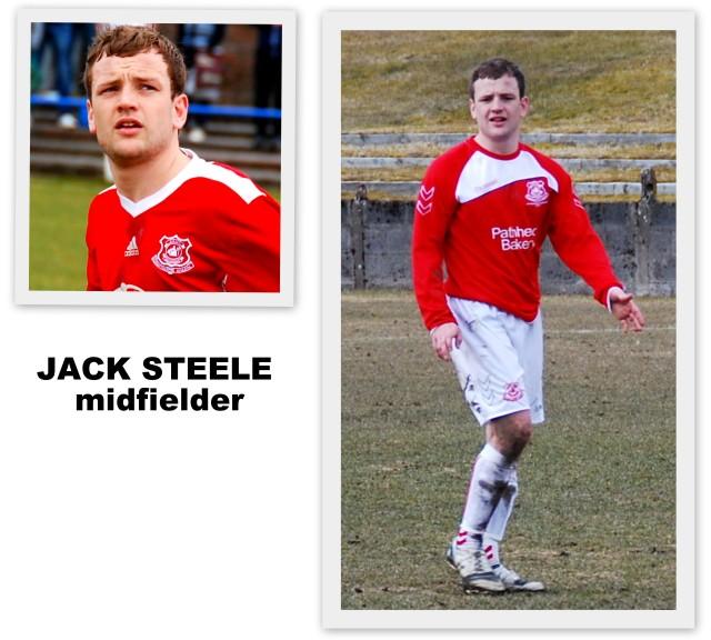 Glenafton Squad: JackSteele