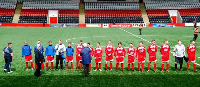 Glenafton Athletic U19