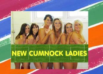 New Cumnock Ladies