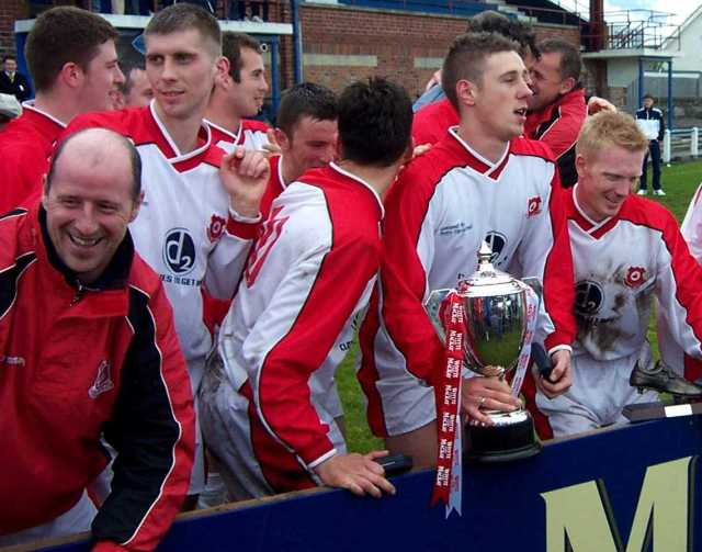 West of Scotland Cup Winners 2002/03