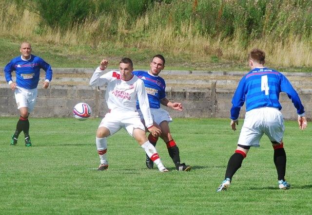 Aaron Connolly on the ball