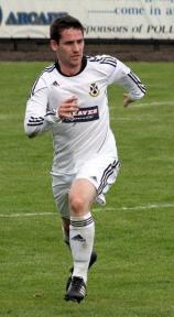 Alain Kinney Courtesy of Pollok FC