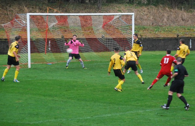 Cameron Marlow fires home the opener