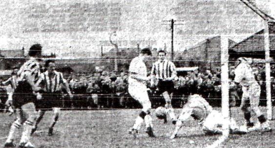 Glenafton at Dunbar 1960/61