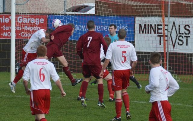 Andy Cross puts Shotts ahead