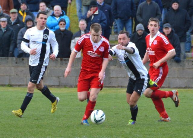 Jamie McKernon brushes aside 'Nock