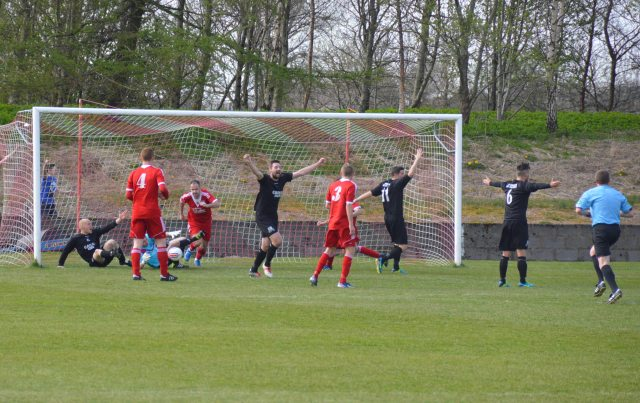 Camelon's celebration short-lived