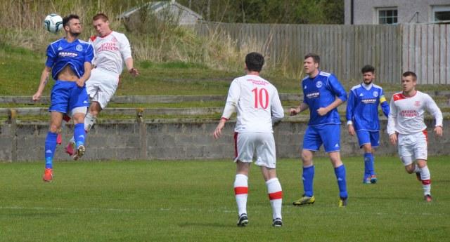Findlay Frye gets airborne