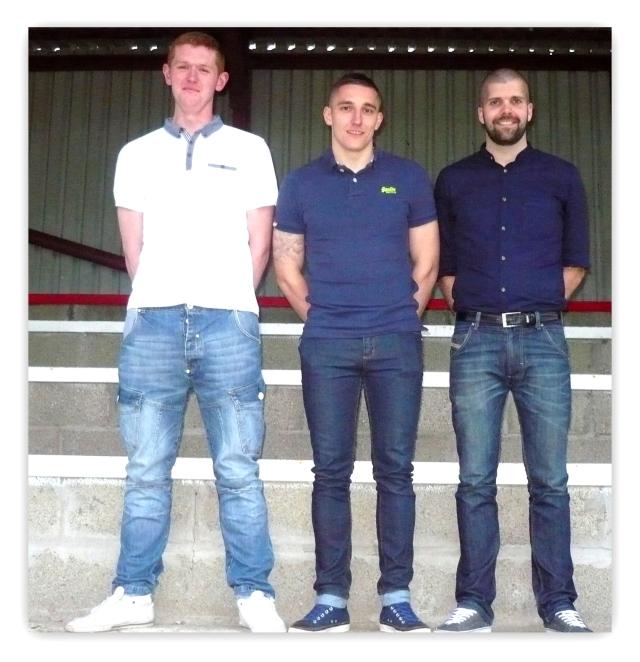 Ryan, Aaron and Craig