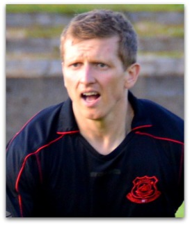 Squad: Patrick Walker