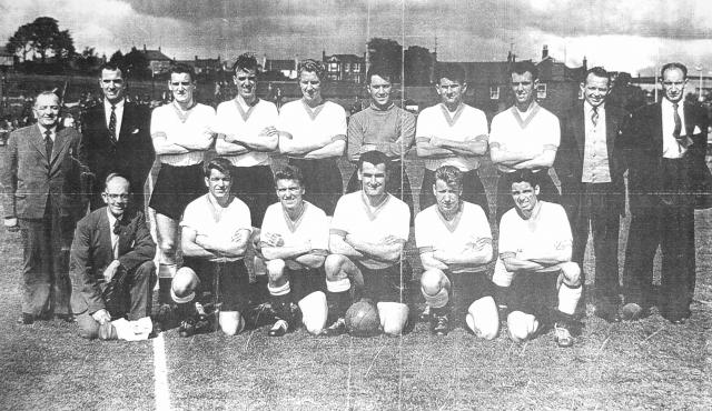 Glenafton Athletic August 1960