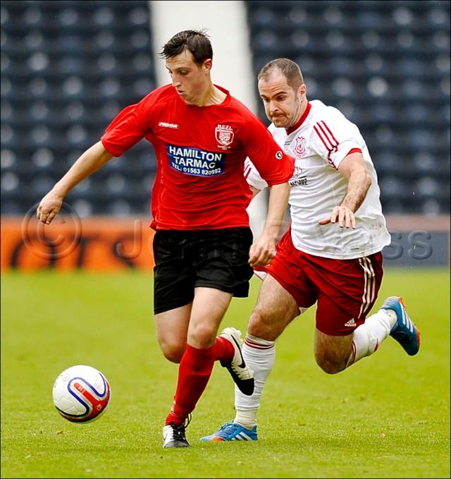 Craig McEwan and Callum Watt