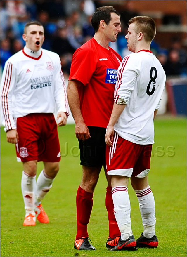 Jambo stares out Danny