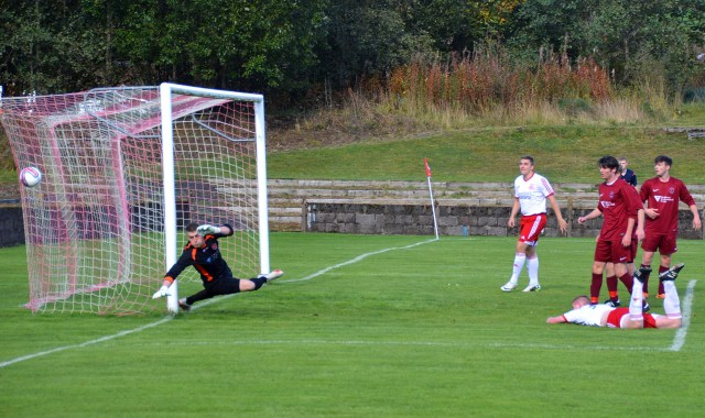 Chessy's header inches wide