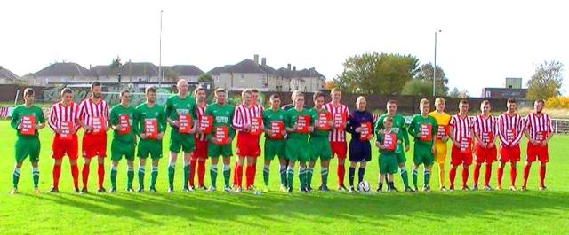 St. Roch's and Glenafton Athletic