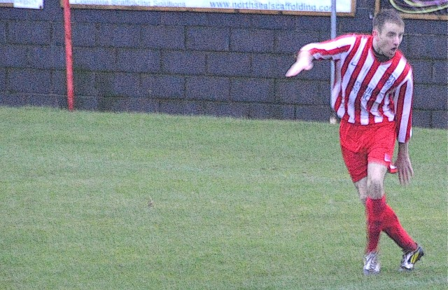 The Strachan Shuffle 'Floats like a butterfly ...'