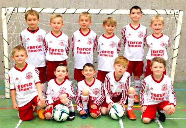 Glenafton Athletic Fun Fours