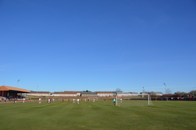 Sunshine on Shotts,