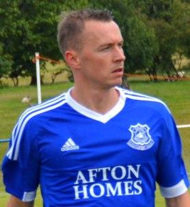 Glenafton Player: Ally Park