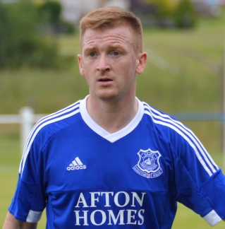 Glenafton Player: Chris Malone