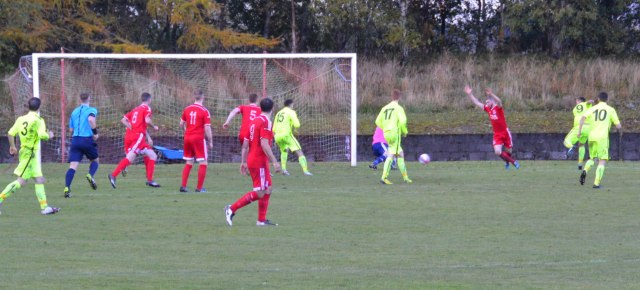 No. 9 Chris McLeish fires Swifts into the lead