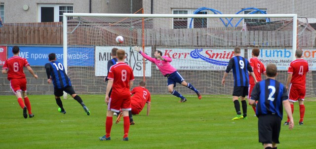 Gary McStay doubles Thistle's lead