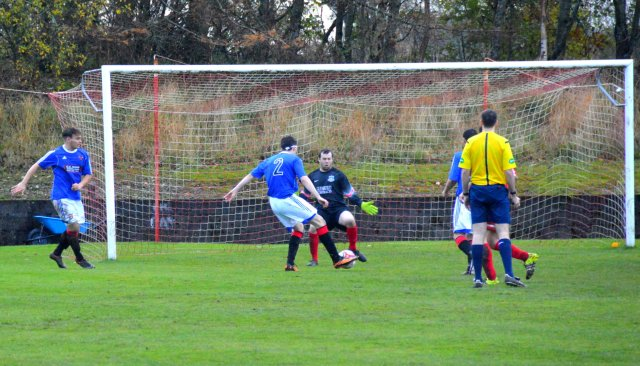 Chris Evans puts Meadow ahead